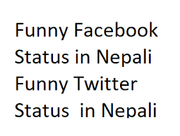i status for facebook status and twitter in i