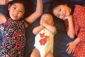 Actress Ada Choi shares pictures of three kids on birthday of actor husband  Max Zhang, Entertainment News & Top Stories - The Straits Times