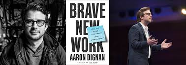 SOLD-OUT! Chair's Roundtable Exclusive, Aaron Dignan – Author ...