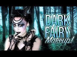 dark elf cosplay halloween makeup