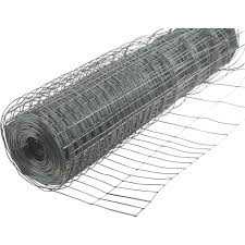 Rabbit Guard 40 In H X 50 Ft L Galvanized Wire Garden Fence Silver Do It Best World S Largest Hardware Store
