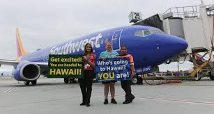 southwest launches hawaii flights from