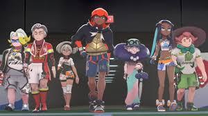 Pokemon Sword - All Gym Leader Battles - YouTube