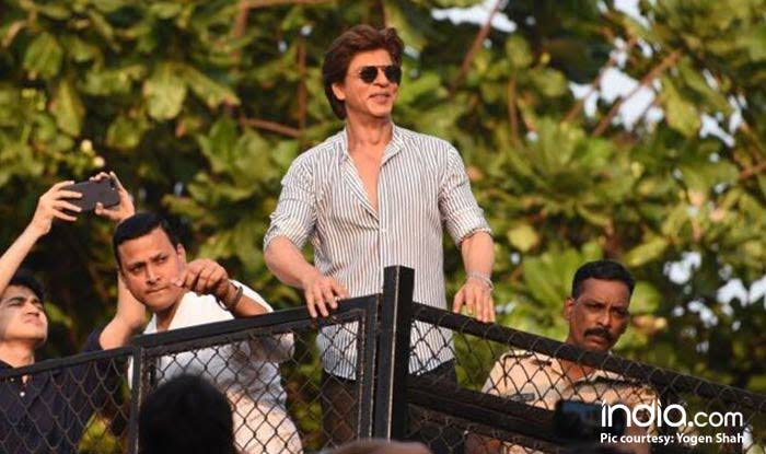 Image result for mannat, srk, india.com""