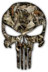 Wall Chris K Punisher American Sniper Camoflauge Car Window Decal Vinyl Sticker Navy Seal Mc Artwork Decals