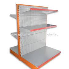 double sided gondola shelf bracket