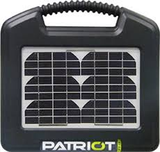 Patriot Solarguard 155 Fence Charger 12v 10 Mile Feed Depot