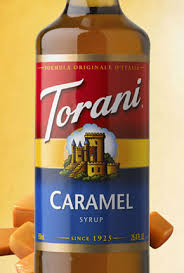torani caramel syrup free 1 3 day