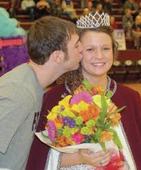 Lawrence Crowned Gentry Queen