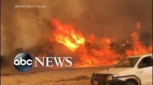 hotspots as Australia fire zone rages ...