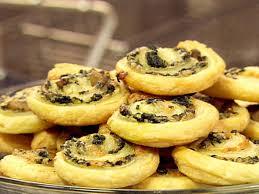 spinach gruyere puff pastry recipe