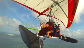 hang gliding clewiston 10 minute flight