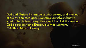 top god created nature quotes sayings