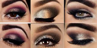 how to apply smokey eye makeup step by