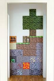 minecraft wall decor paulbabbitt com