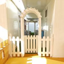 Garden Fence Gate Arch Moon Kids