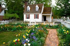 colonial williamsburg virginia house