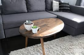 diy retro coffee table diy huntress