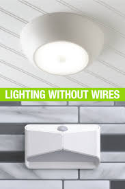 lighting without wires lighting