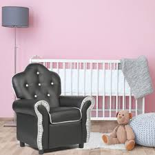 Details About Children Recliner Kids Sofa Chair Couch Living Room Furniture Black Pink Orange With Best Of Kids Living Room Furniture Awesome Decors
