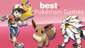Best Pokémon games: ranking from Gold to Sword and Shield
