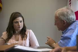 Congresswoman Abby Finkenauer visits North Iowa to talk conservation,  collaboration | Mason City & North Iowa | globegazette.com