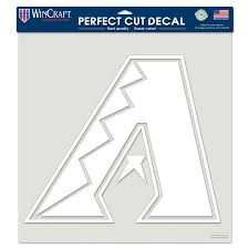 Arizona Diamondbacks Wincraft 17 X 17 Perfect Cut Decal