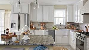 Kitchen Countertop Ideas With White Cabinets - Dream House