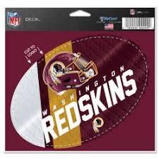 Washington Redskins Stickers Decals Bumper Stickers