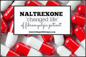 using low dose naltrexone for fibromyalgia