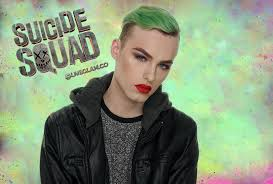 squad up for this joker makeup tutorial