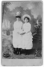 Effie and Myrtle Wright - The Portal to Texas History