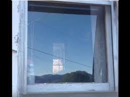 repair a broken window quick and easy