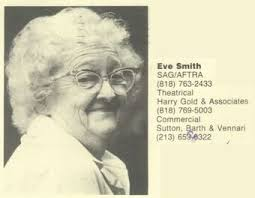 Eve Smith | Memory Alpha | Fandom