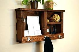 mail holder mail organizer wall mount
