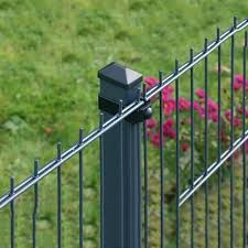 China 2019 Good Quality Ornamental Double Loop Wire Fence Double Wire Fence Panel Yeson Factory And Manufacturers Yeson