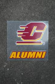Flying C Alumni Decal Approx 4 X4 Outside Application The Cmu Bookstore