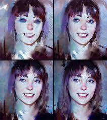 Aaron Griffin - Process for my evenings study :) #portrait... | Art,  Portrait painting, Portrait art