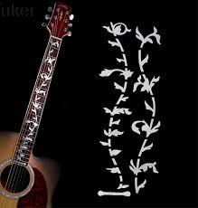 Best Top 10 Sticker Inlay Guitar List And Get Free Shipping 26eckckf
