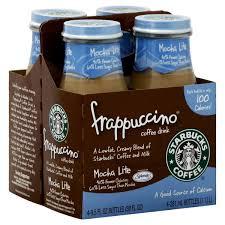 starbucks mocha frappuccino light made