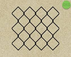 Chain Link Fence Svg Fence Svg Files Chain Link Vector Clipart Cricut Download Clip Art Svg Dxf