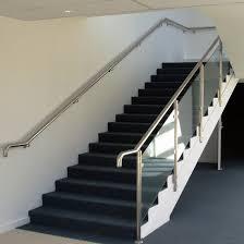 China Modern Handrail Design Indoor Stainless Steel Railing Glass Stair Railing China Stair Railing Glass Stair Railing