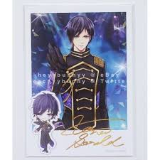 OTOME CYBIRD MIDNIGHT Cinderella AGF Idol Postcard Bromide - Byron Wagner,  Zeno - £11.54 | PicClick UK