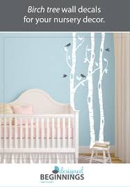 Birch Tree Wall Decals For Nursery Vinyl Wall Decals Nursery Etsy Birch Tree Wall Decal Vinyl Wall Decals Nursery Nursery Wall Decals