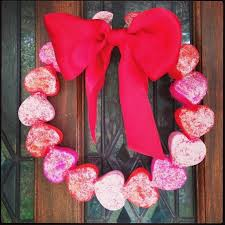 How I made a Dollar Tree heart wreath using Mrs. Polly Rogers' tutorial -  al.com