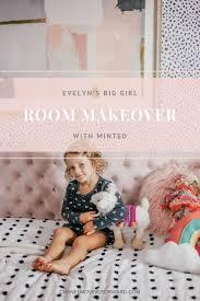 Big Girl Room Toddler Room Nursery To Toddler Room Transition From Nursery To Toddler Room Transit Decorating Toddler Girls Room Girl Room Toddler Bed Girl