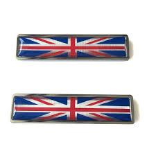 Pair Car Sticker Auto Decoration Sticker Badge Decal England Flag Uk United Kingdom Flag Union Jack Metal Label 5 2 1 3cm Auto Decor Sticker Auto Decorationcar Sticker Aliexpress