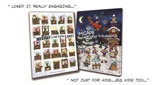 Escape Room Advent Calendar By Insync Games Kickstarter