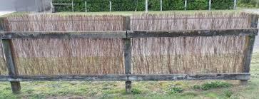 Nouveau Heather Brushwood Fencing Garden Screens Mitre 10