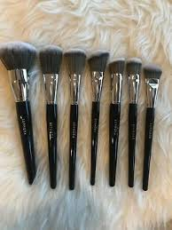 pro collection face brush set 7 pcs
